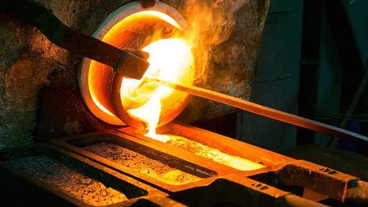 precious metals recovery program